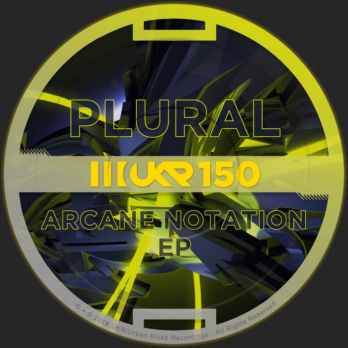 PLURAL - Arcane Notation EP
