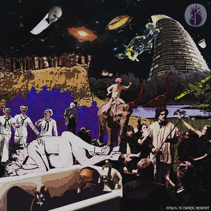 BOH CURLY & SGTSTVA feat LAYA LOFT & TAIKI KIM ROBERT ABRAMIAN - Devil's Dark Roast