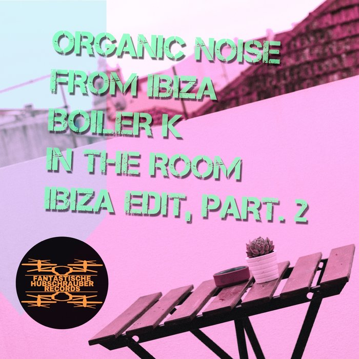ORGANIC NOISE FROM IBIZA/BOILER K - In The Room