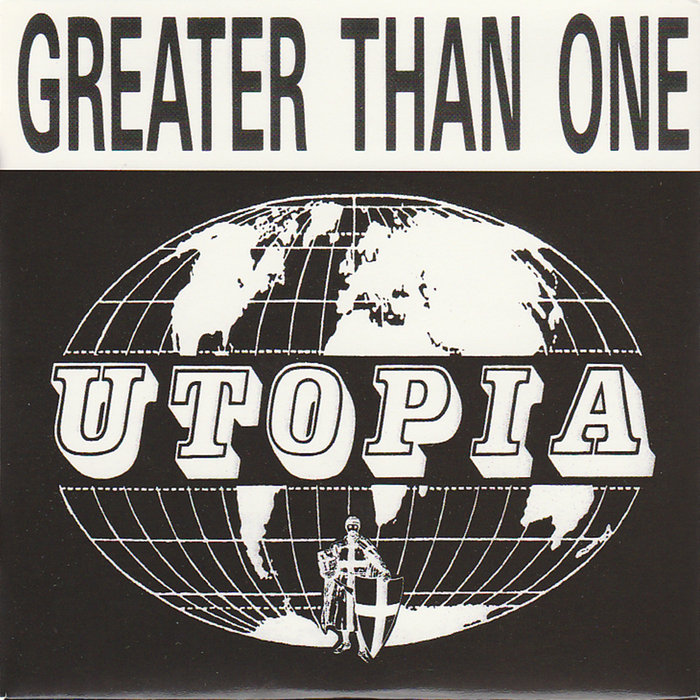 GREATER THAN ONE - Utopia