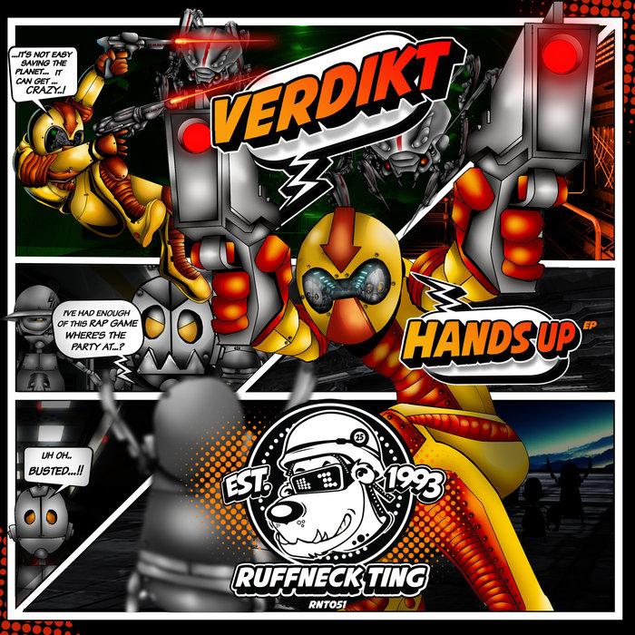 VERDIKT - Hands Up