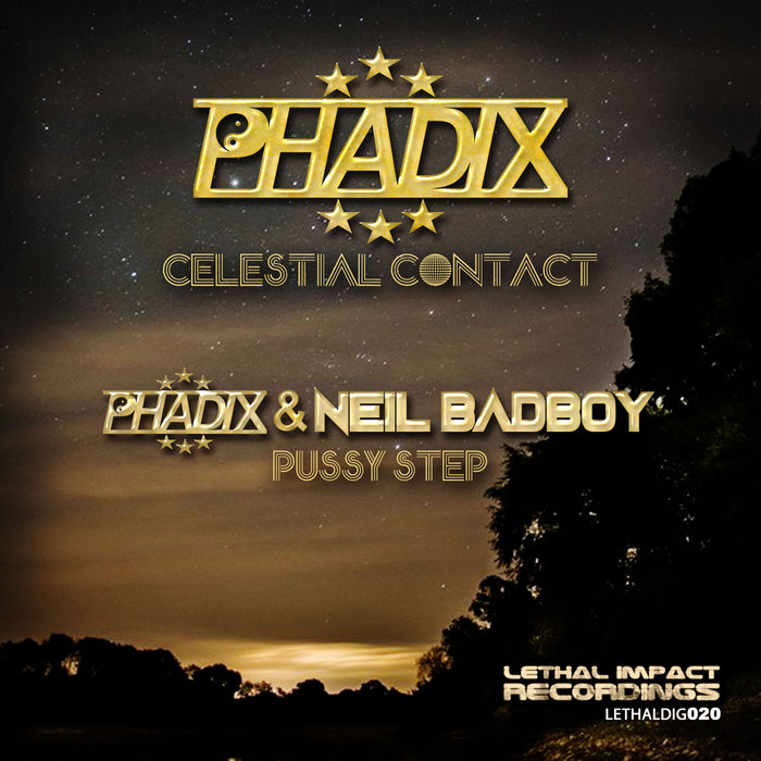 PHADIX & NEIL BADBOY - Celestial Contact