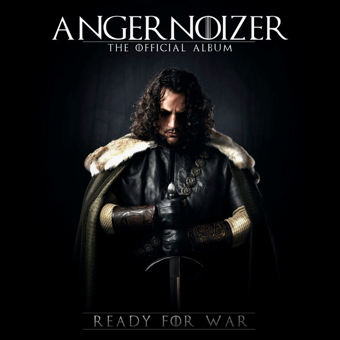 ANGERNOIZER - Ready For War