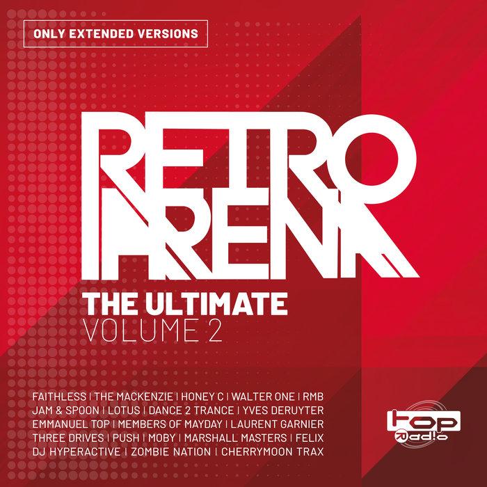 VARIOUS - TOPradio: The Ultimate Retro Arena Volume 2