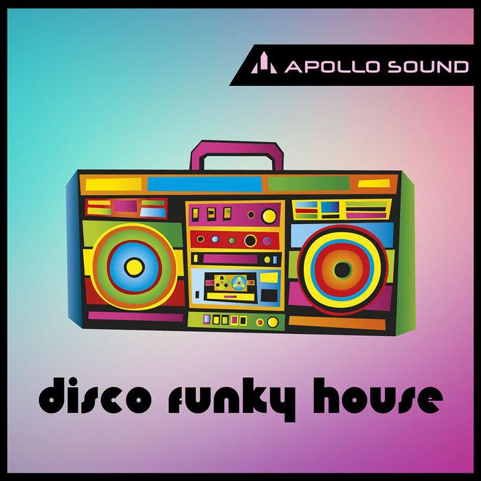 APOLLO SOUND - Disco Funky House (Sample Pack WAV/APPLE)