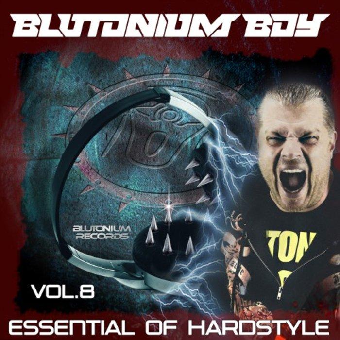 VARIOUS - Essential Of Hardstyle Vol 8