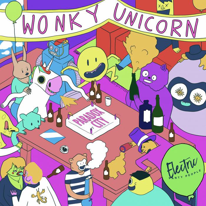 PARADOX CITY - Wonky Unicorn