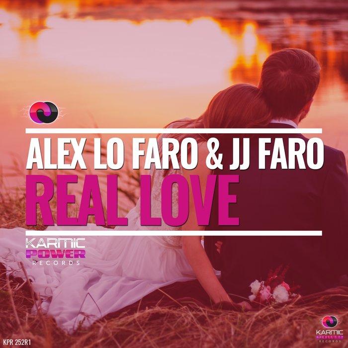 ALEX LO FARO - Real Love
