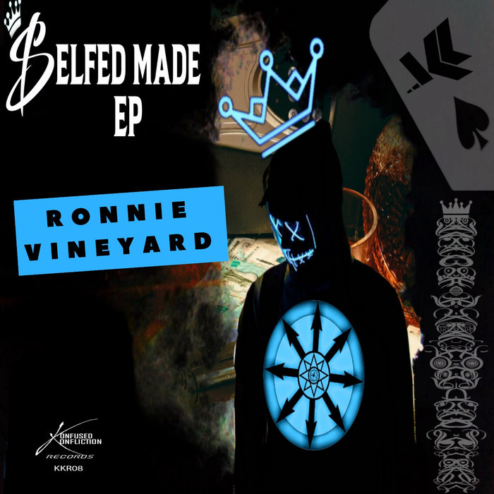 RONNIE VINEYARD - Selfed Made EP