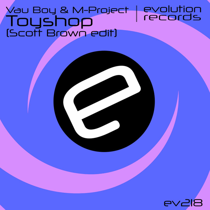 VAU BOY & M-PROJECT - Toyshop