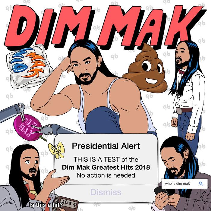 VARIOUS - Dim Mak Greatest Hits 2018/Originals