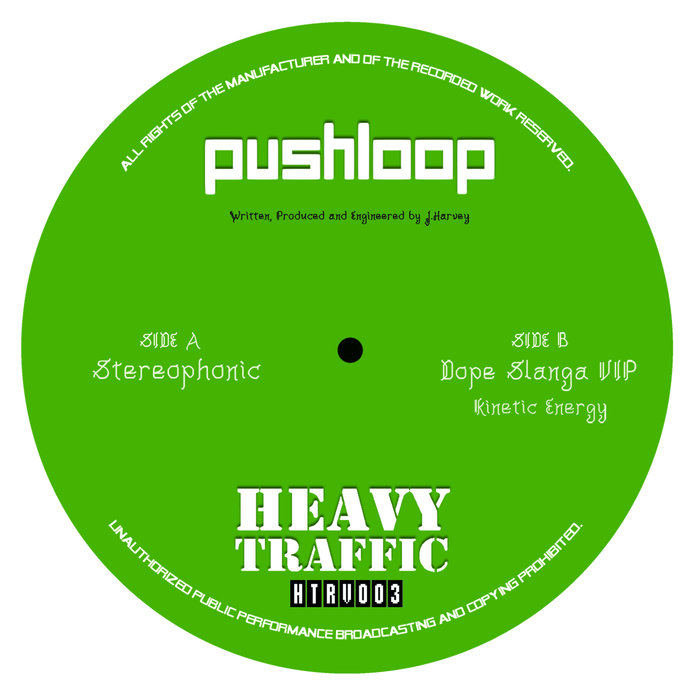 PUSHLOOP - Stereophonic EP