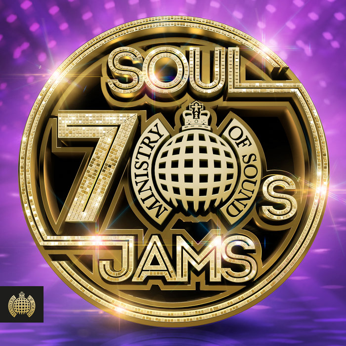 VARIOUS - 70s Soul Jams - Ministry Of Sound