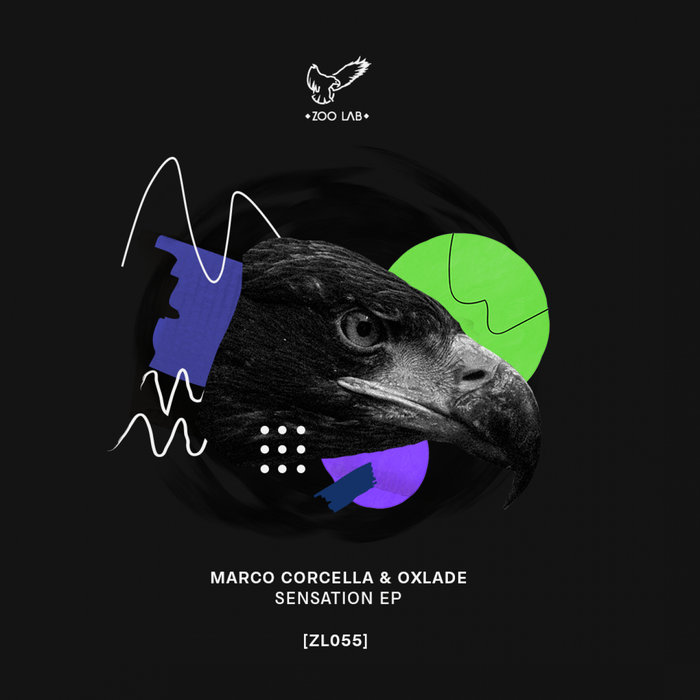 MARCO CORCELLA - Sensation EP