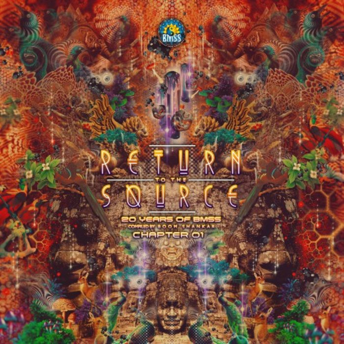 VARIOUS/BOOM SHANKAR - Return To The Source: Chapter 1