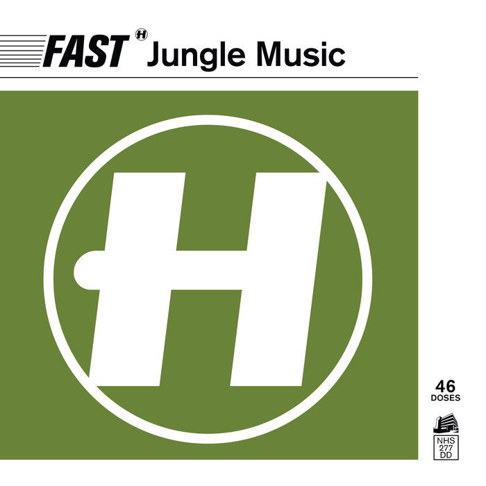 VARIOUS - Fast Jungle Music