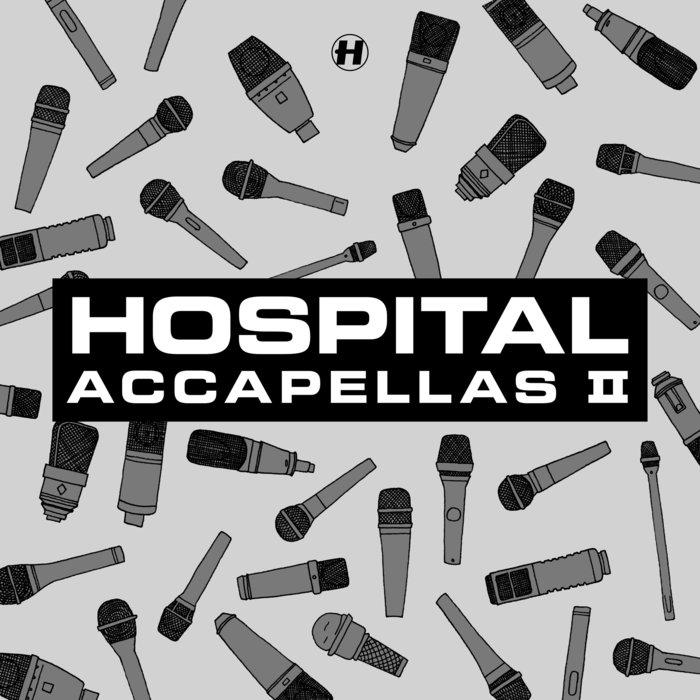 VARIOUS - Hospital Accapellas II
