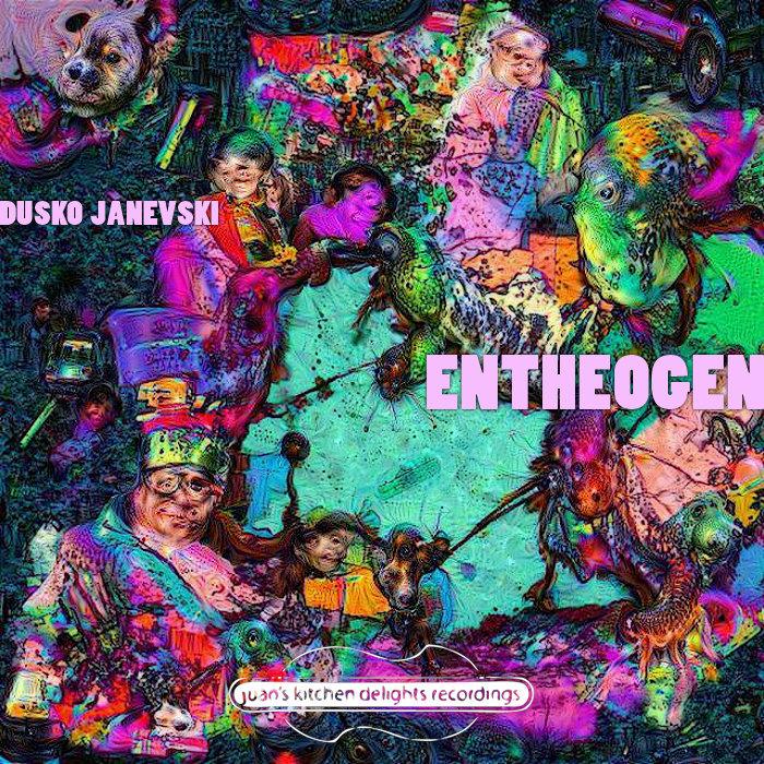 DUSKO JANEVSKI - Entheogen