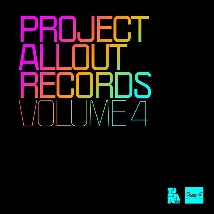VARIOUS - Project Allout Records Volume 4