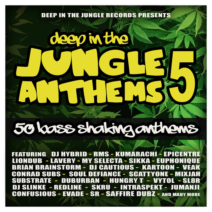 VARIOUS - Deep In The Jungle Anthems 5
