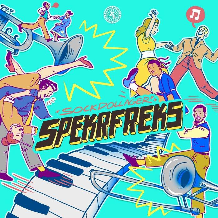 SPEKRFREKS - Sockdollager