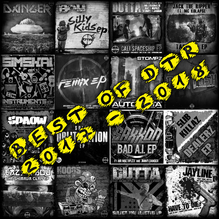 VARIOUS - Best Of DTR 2017-2018