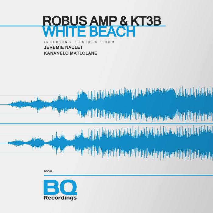 ROBUS AMP/KT3B - White Beach