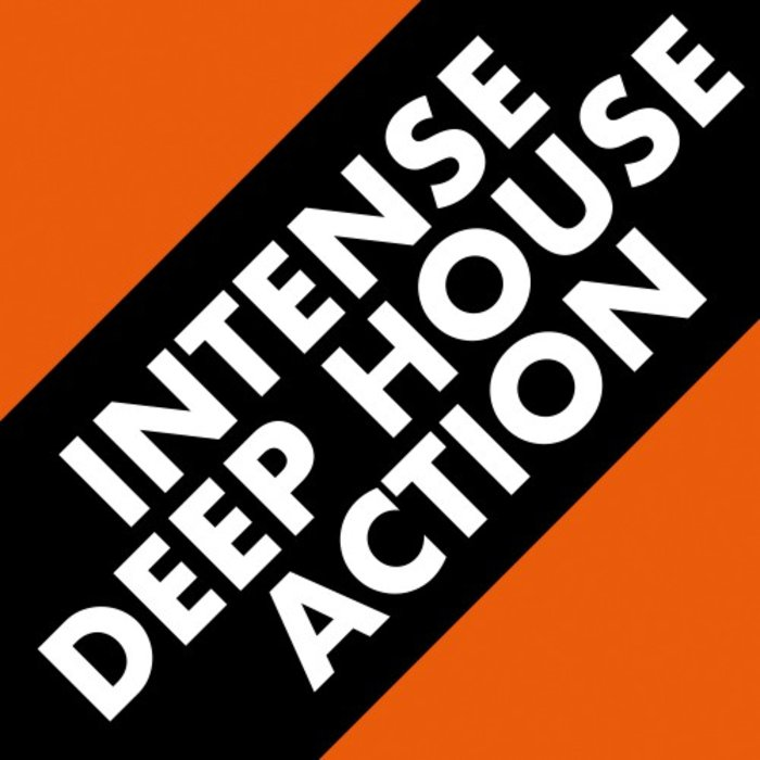 VARIOUS - Intense Deep House Action
