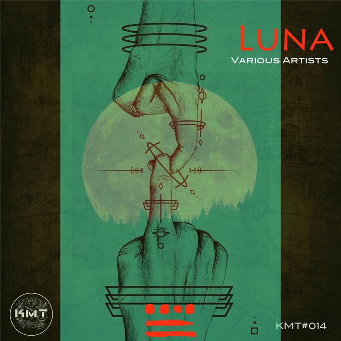 HOLED COIN/LAION/FACCU CORREA/MANUBIS - Luna