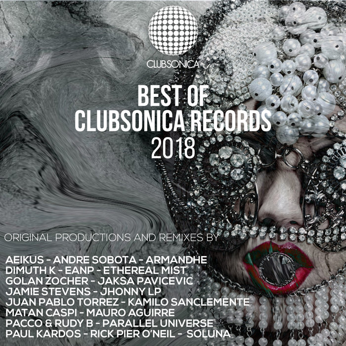 VARIOUS - Best Of Clubsonica Records 2018