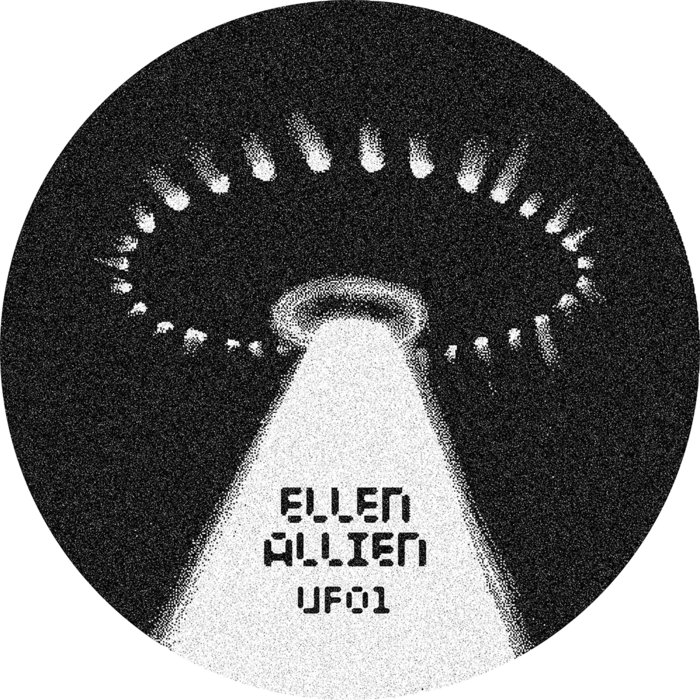 ELLEN ALLIEN - Ufo