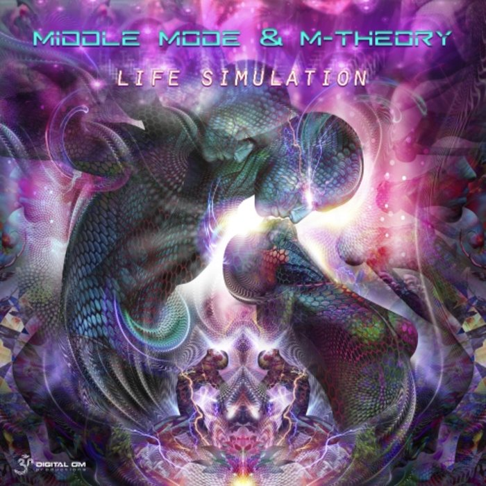 MIDDLE MODE/M-THEORY - Life Simulation