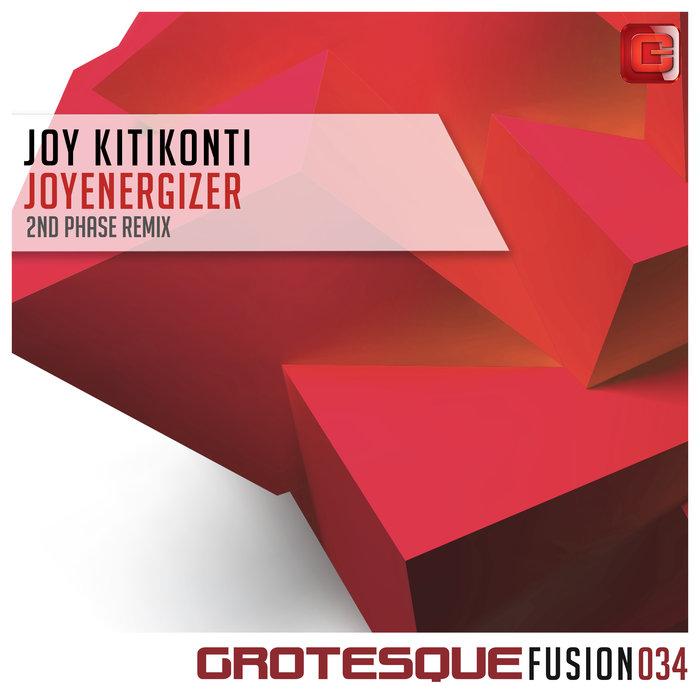 JOY KITIKONTI - Joyenergizer