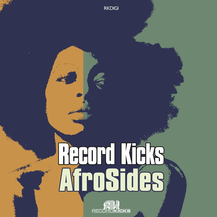 VARIOUS - Record Kicks Afro Sides