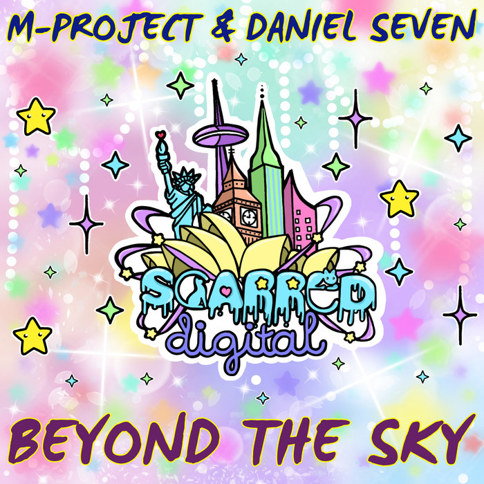 M-PROJECT & DANIEL SEVEN - Beyond The Sky