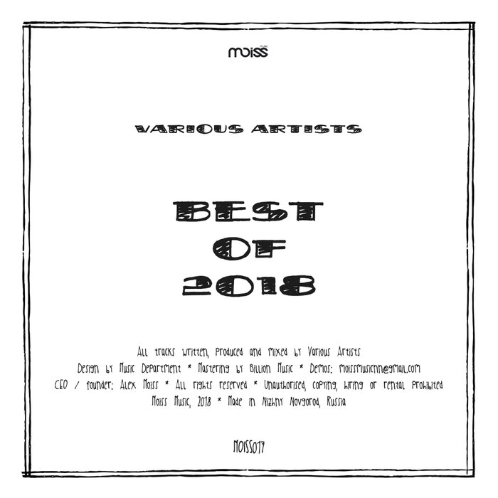 VARIOUS - Best Of 2018