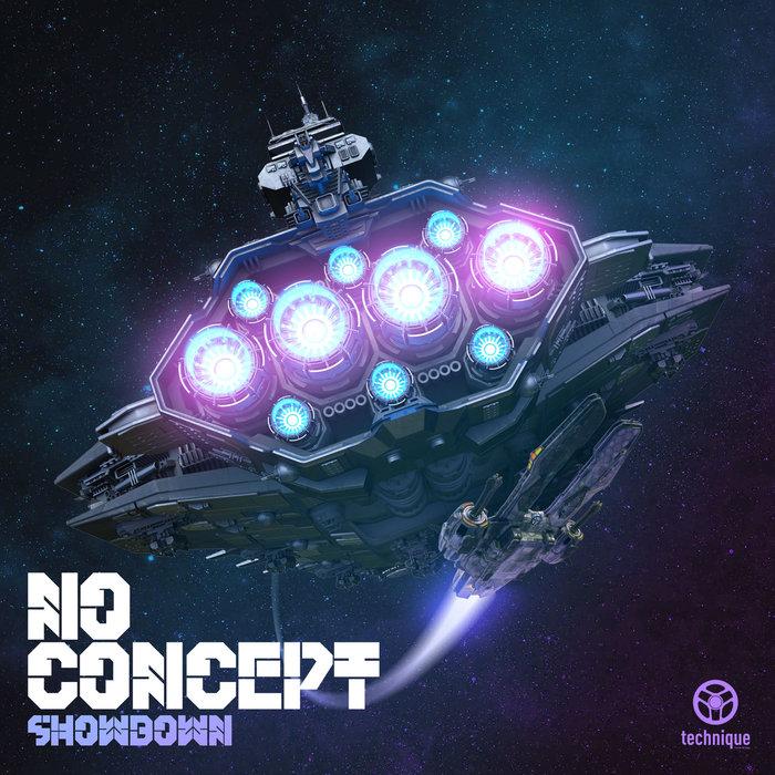 NO CONCEPT - Showdown EP
