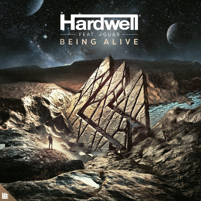 HARDWELL feat JGUAR - Being Alive
