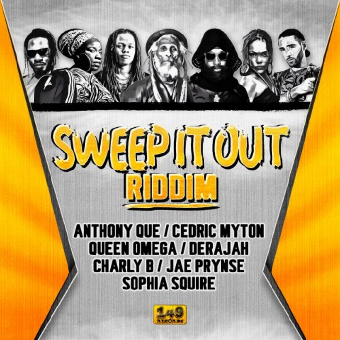 VARIOUS - Sweep It Out Riddim