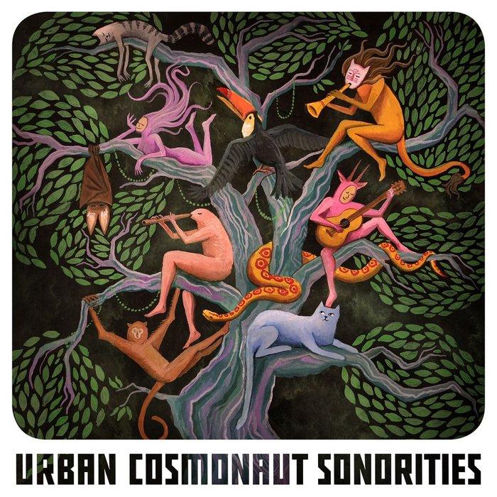 VARIOUS - Urban Cosmonaut Sonorities