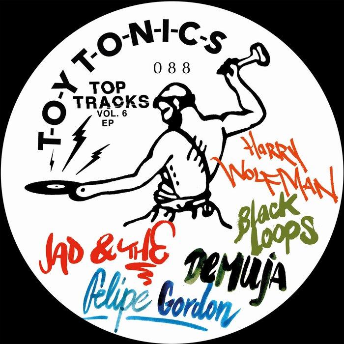 JAD/THE/HARRY WOLFMAN/BLACK LOOPS/DEMUJA - Top Tracks Vol 6 EP