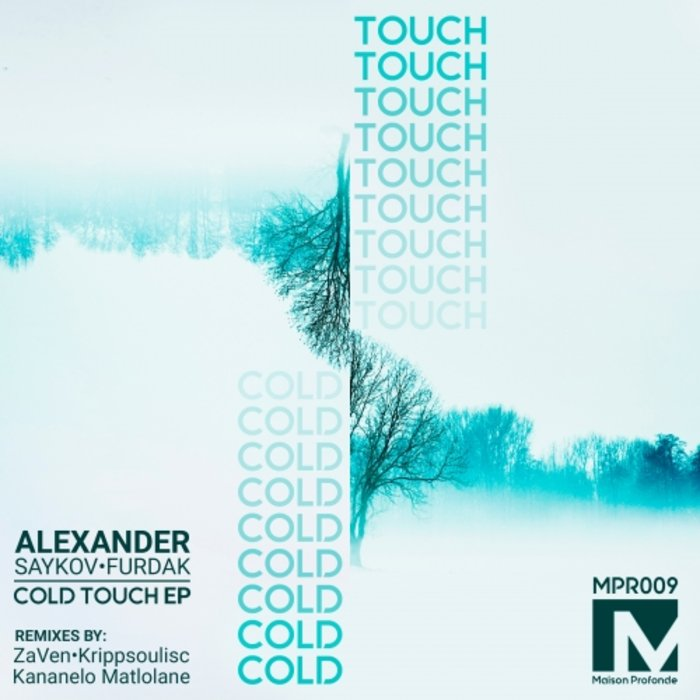 ALEXANDER FURDAK/ALEXANDER SAYKOV - Cold Touch -EP