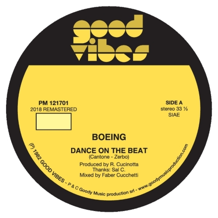 BOEING - Dance On The Beat (Remastered 2018)