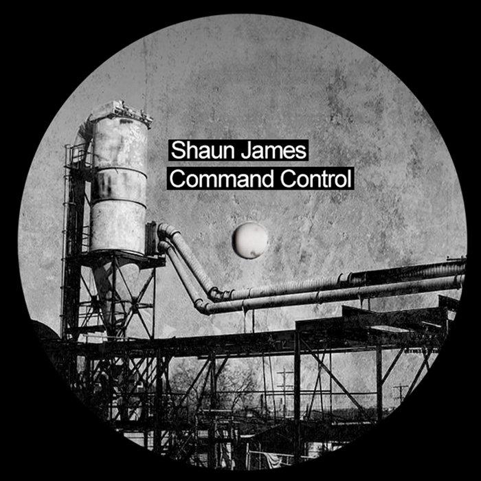 SHAUN JAMES - Command Control