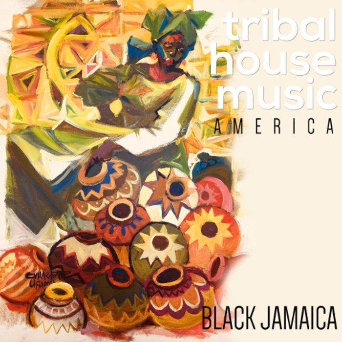 BLACK JAMAICA - Tribal House America