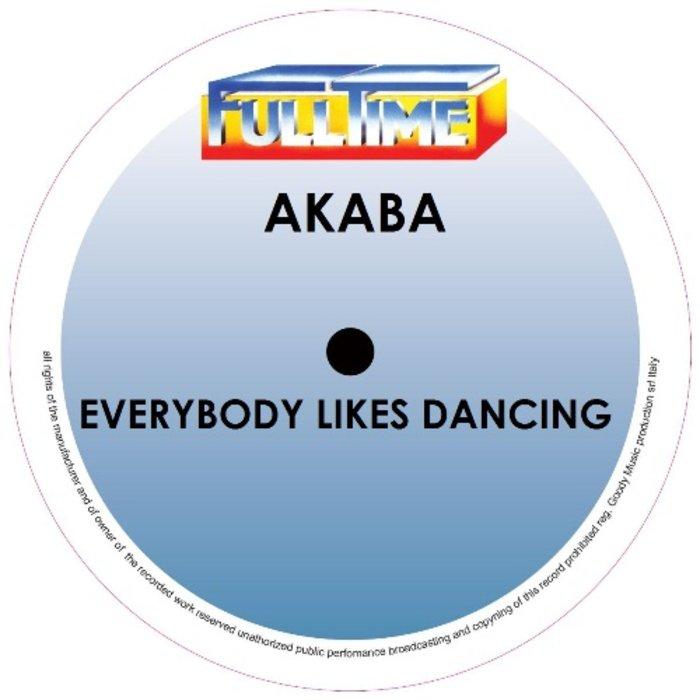 AKABA - Everybody Likes Dancing