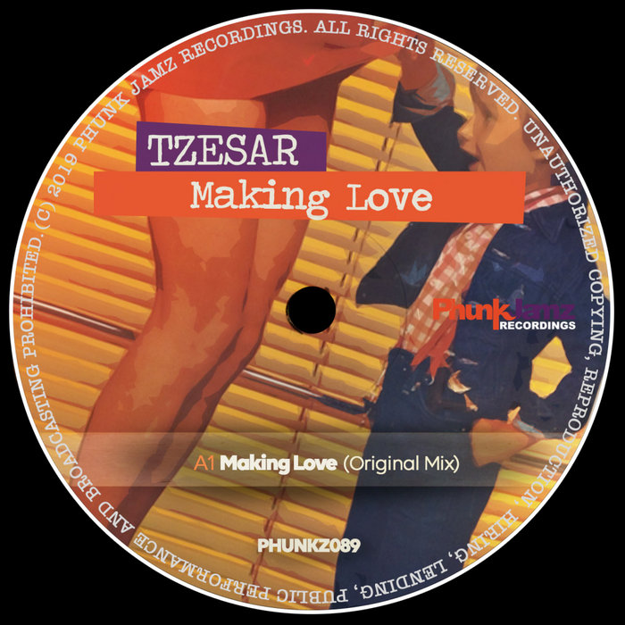 TZESAR - Making Love