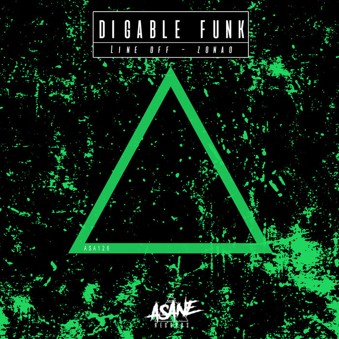 DIGABLE FUNK - Line Off/Zona 0