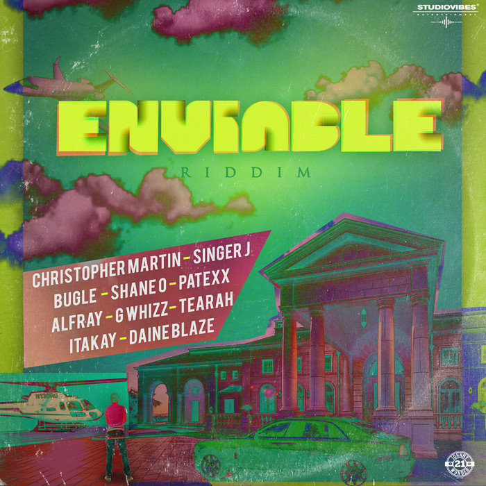 VARIOUS - Enviable Riddim (Explicit)