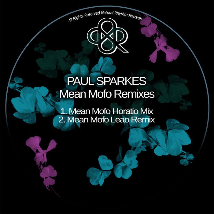 PAUL SPARKES - Mean Mofo (Remixes)